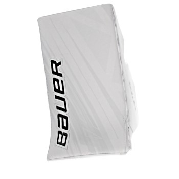 Bauer Supreme S190 Goalie Blocker Senior white (3)