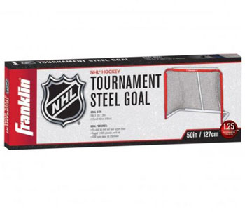 "Street Hockey Goal Tournament 50"" NHL SX Pro (127x107x66cm) (2)"